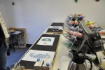 overzicht werkplekken, Uniek kinderfeestje, Glasateleir Vetro Colorato.jpg