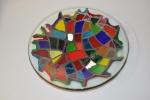 schaal, verven met koud vloeibaar glas, Glasatelier Vetro Colorato.jpg
