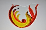 vrije vorm, verven met koud vloeibaar gals, Glasatelier Vetro Colorato.jpg