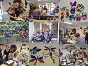 workshops sept-okt 2017