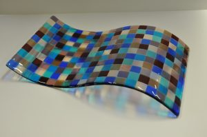 workshop glas fusing, glasatelier vetro colorato, neerbeek, zuid limburg,