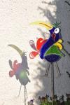 gekke vogel, glasfusing, Glasatelier Vetro Colorato.jpg